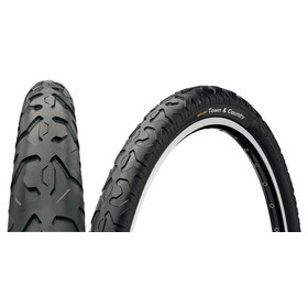 Continental Town & Country Bike Tire 1.90 inch black